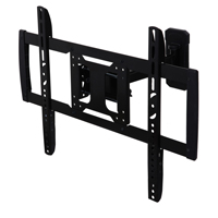 A432BLK Professional Single Arm Cantilever Bracket