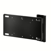 A101CBLK Fully flexible single arm cantilever bracket