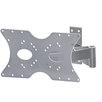 A16BSLV Full rotational wall bracket