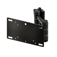 A205CBLK Fully rotational mini cantilever bracket version 1