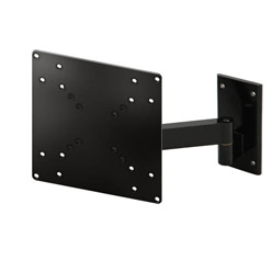 A207ABLK Series 1 single arm cantilever bracket