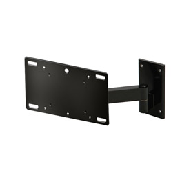 A207CBLK Series 1 single arm cantilever bracket