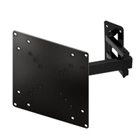 A37ABLK Multi-functional single arm cantilever bracket version 4