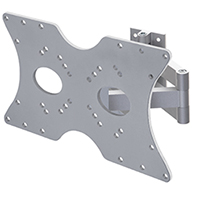 A38BSLV Multi-functional single arm cantilever bracket version 3