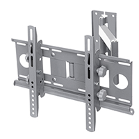 A408ASLV Full motion single arm cantilever bracket - medium