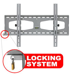 A411ASLV Ultimate Slim Tilting Bracket - With Locking Feature