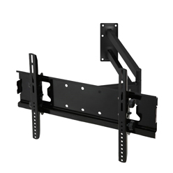 A425BBLK Superior medium reach extending cantilever bracket