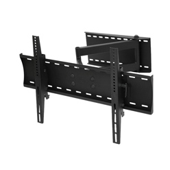 A49BBLK SWIVEL AND TILT TV WALL BRACKETS