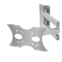 A503BSLV Full motion single arm cantilever bracket version 2
