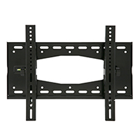 A92BLK Ultra flat tilting bracket - medium