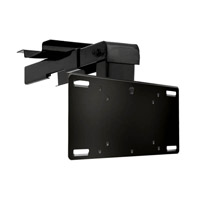 UC01CBLK High quality adjustable under counter / cabinet bracket
