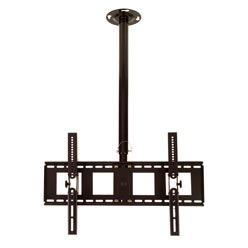C454BBLK Professional long length rotating tilting ceiling bracket - large